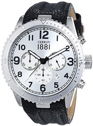 Cerruti (チェルッティ) - CRA104SN04BK メンズ腕時計 Volterra