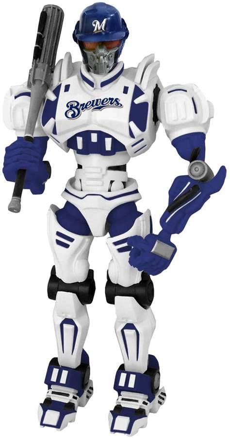 Kohl's Milwaukee Brewers MLB Robot Action Figure