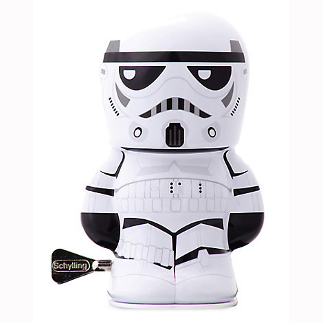 Stormtrooper Wind-Up Toy - 4'' - Star Wars