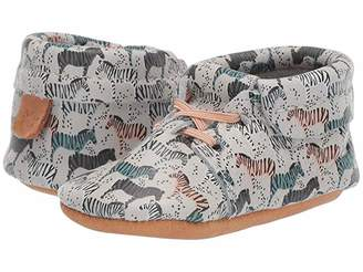 Freshly Picked Soft Sole Oxfords - Color Safari (Infant/Toddler)