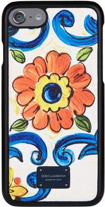 Dolce & Gabbana Baroque iPhone 7/8 Case