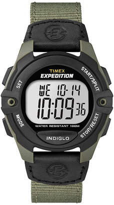 Timex Expedition Mens Digital Chronograph Watch