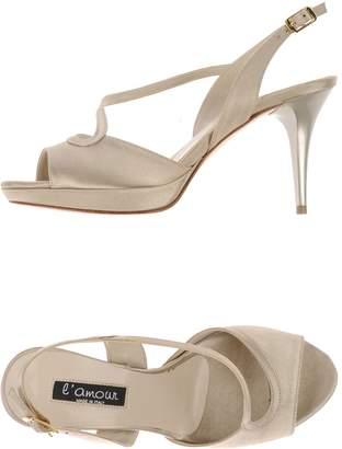L'amour L' AMOUR Sandals