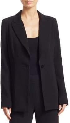 Nanette Lepore Crepe Blazer