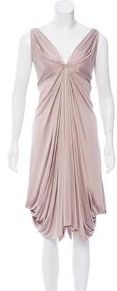 La Petite S***** Gathered Midi Dress w/ Tags