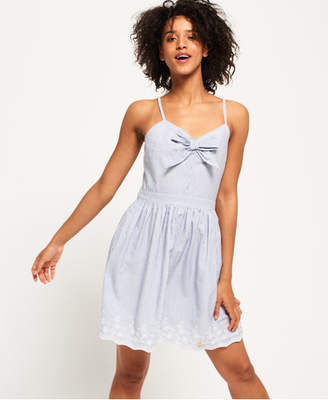 Superdry Alice Knot Dress