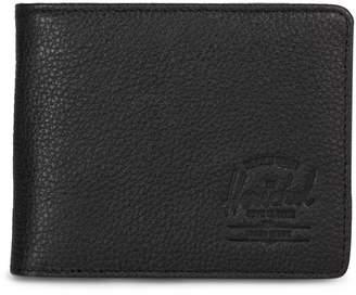 Herschel Hank Leather Bi-Fold Coin Wallet