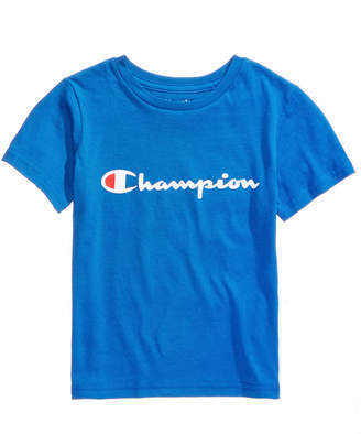 Champion Heritage Logo-Print T-Shirt, Toddler Boys