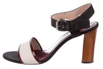 c8386a0117c Celine Black Strap Women s Sandals - ShopStyle