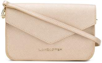 Lancaster foldover envelope crossbody bag