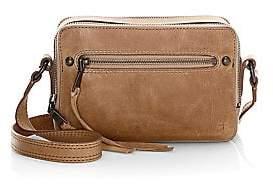 Frye Women's Zip Leather Camera Bag