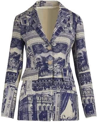 Acne Studios Printed suit jacket