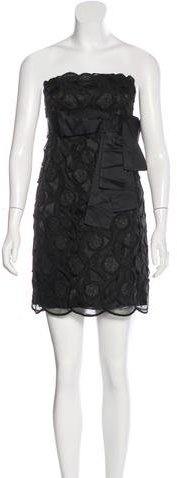Marc Jacobs Marc Jacobs Cutout Strapless Dress w/ Tags