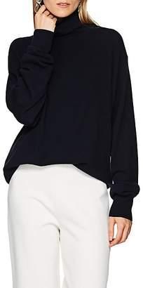 The Row Women's Janillen Cashmere Turtleneck Sweater - Dark Navy