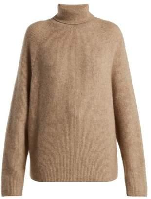 Gabriela Hearst - Gurley Cashmere And Silk Blend Sweater - Womens - Beige