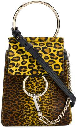 Chloé Faye small bracelet bag