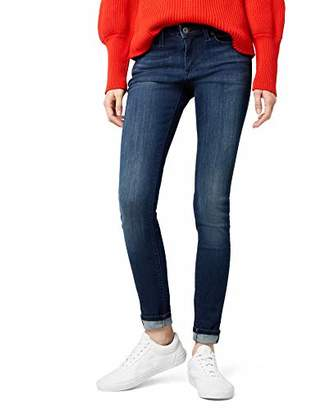 Tommy Jeans Women's Mid Rise Nora Skinny Jeans,W25/L30