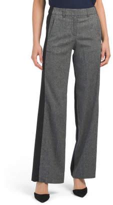 Tweed Stripe Pants