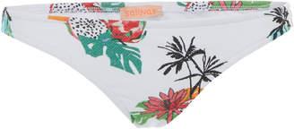 Salinas Palms Printed Bikini Briefs