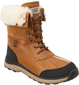 UGG Women's Adirondack Ii Waterproof Suede & Leather Boot