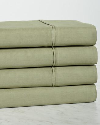 Home City 400Tc 100% Premium Long-Staple Combed Cotton Sheet Set