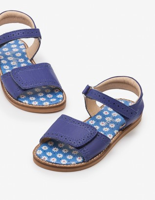 Boden Leather Padded Sandals