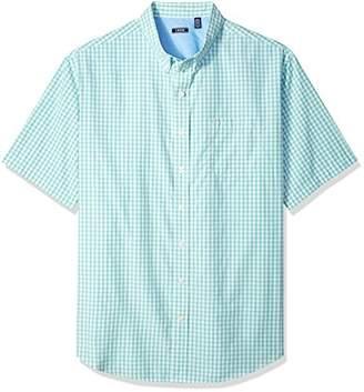 Izod Men's Big Tall Saltwater Breeze Short Sleeve Shirt