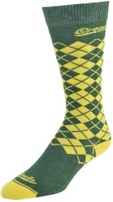Women's Mojo Oregon Ducks Argyle Socks