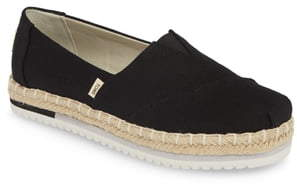 Toms Alpargata Platform Sneaker