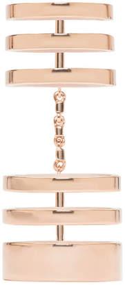 Repossi Rose Gold Cage Berbere Ring