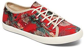 Roxy Women's Memphis Lace up Shoe Fashion Sneaker $30.77 thestylecure.com
