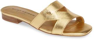 Kurt Geiger London Odina Cutout Slide Sandal