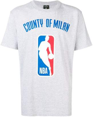 Marcelo Burlon County of Milan NBA printed T-shirt