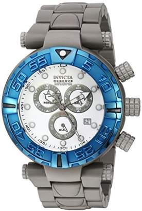 Invicta Men's 'Subaqua' Quartz Titanium Casual Watch