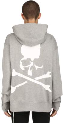 Logo Hooded Heavy Cotton Sweatshirt