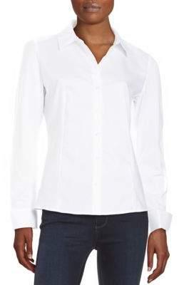 Calvin Klein Knit Accent Shirt