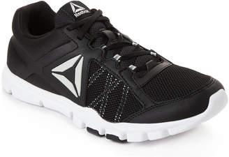 Reebok Black & White YourFlex Training Sneakers