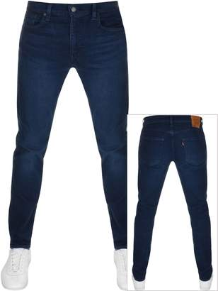 Levi's Levis 512 Slim Tapered Jeans Blue