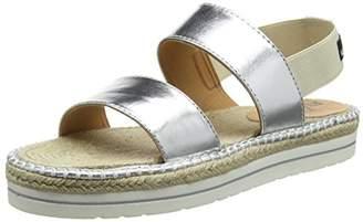 Love Moschino Women's Ja28052g03ja0700 Espadrille Sandal