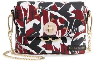 Ted Baker Colour by Numbers Leather Crossbody Bag
