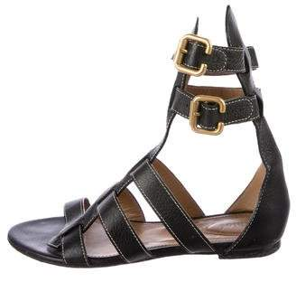 Chloé Aragon Studded Sandals w/ Tags cheap buy authentic supply cheap online discount low price best seller online fvqeFF