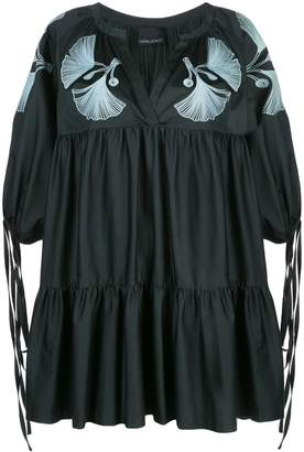 Cynthia Rowley Penelope Embroidered Dress