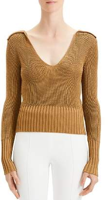 Theory Wide Collar Sweater
