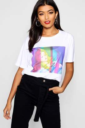 boohoo Disney Princess Aurora T-Shirt
