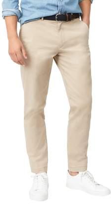 Club Monaco Connor Trim Fit Stretch Cotton Chino Pants