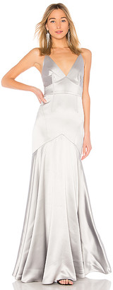 Jill Stuart JILL Jill by Cut Out Gown