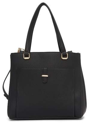 Urban Expressions Ezra Vegan Leather Tote