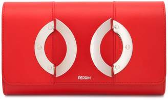 Perrin Paris ハンドホルスター付き クラッチバッグ