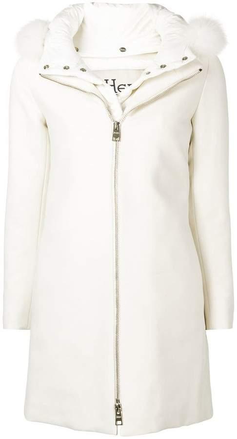 Herno City Glamour parka coat