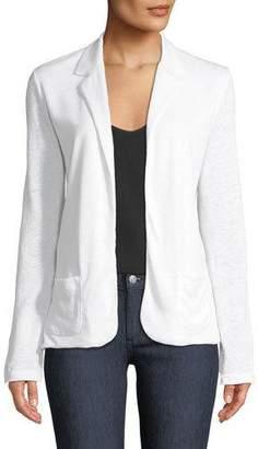 Neiman Marcus Majestic Paris for Lightweight Linen Blazer